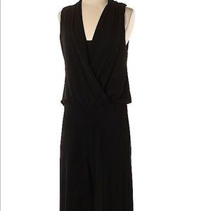 Karen Kane elegant black jumpsuit